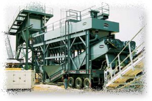 Classifying & Dewatering