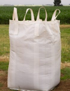 Food grade bulk bags