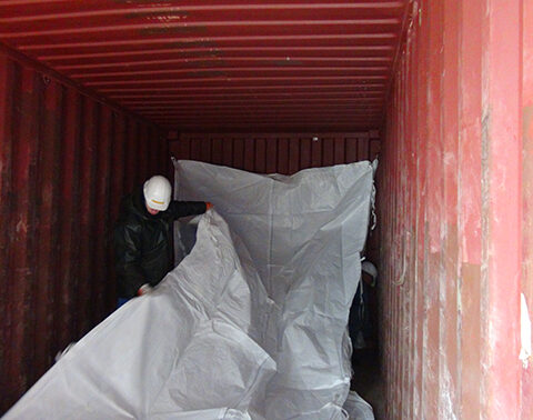 container liners pp