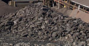 Lignite-coal