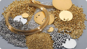 precious metal alloys