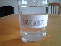 Formic Acid 85%/90% Min