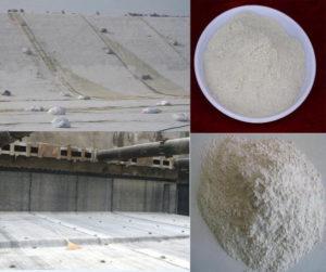 Bentonite waterproofing