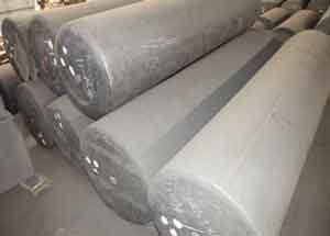 BariteWorld Isostatic Press graphite