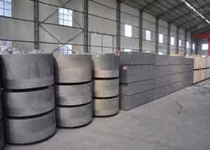 BariteWorld Vibration graphite