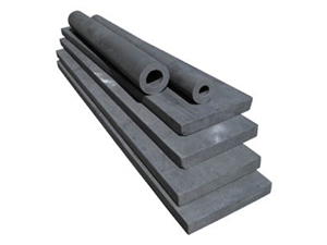 High purified graphite plate