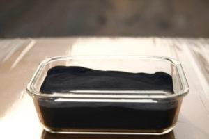 Microsilica Black