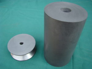 High purified graphite pipe