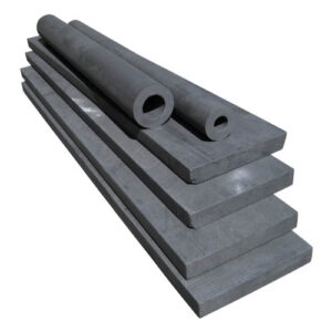 High purified graphite pipe 5