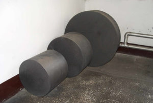High purified graphite plate specification