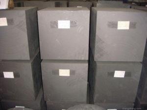 Isostatic pressing graphite 3
