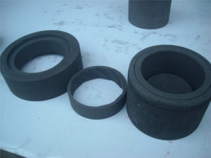 Special shaped graphite products USA