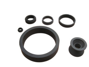 Special shaped graphite products
