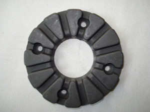 Special shaped graphite